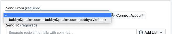 Outreach gmail